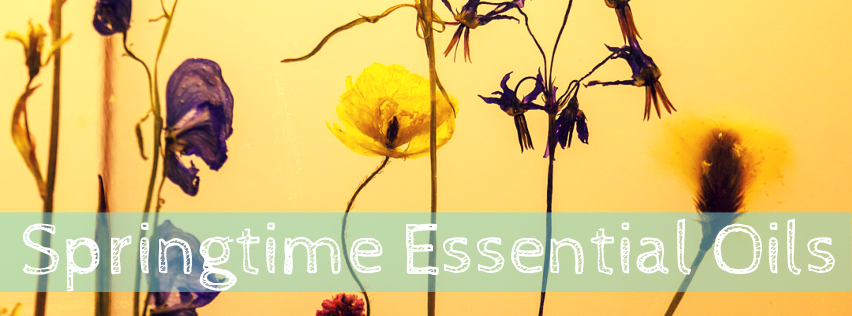 Springtime Essential Oils